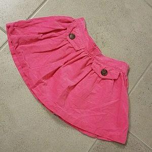 Toddler girl skirt 4t